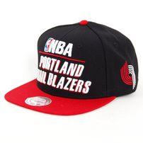 Mitchell & Ness Portland Blazers Media 2T Snapback Cap
