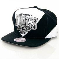 Mitchell & Ness Tri Panel LA Kings Snapback