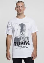 Mr. Tee 2Pac Prayer Tee white