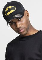 Mr. Tee Batman  Flexfit Cap blk/blk