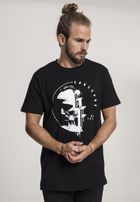 Mr. Tee Godfather Circle Tee black