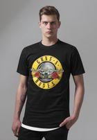 Mr. Tee Guns n' Roses Logo Tee black
