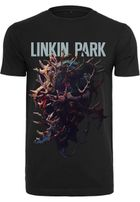 Mr. Tee Linkin Park Heart Tee black