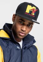 Mr. Tee MTV Quilt Snapback black