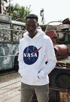 Mr. Tee NASA Hoody white