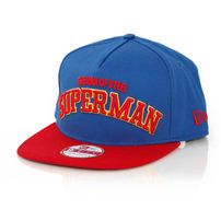 New Era 9Fifty Character Arch Superman Official Cap