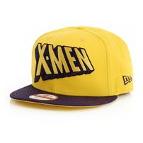 New Era 9Fifty Hero Mark Xmen Cap Yellow