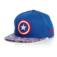 New Era 9Fifty Hero Tigercam Captain America