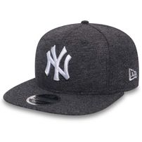 New Era 9Fifty Snapback Slub NY Yankees Gray White