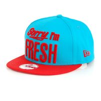New Era 9Fifty Sorry Iam Fresh Cap Vice Blue