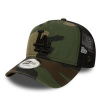 New Era 9Forty A Frame Trucker LA Dodgers Washed Camo