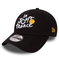 New Era 9Forty Essential Tour De France Black