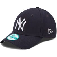 New Era 9Forty MLB League Basic NY Yankees Navy White
