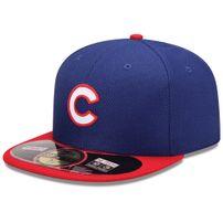 New Era Authentic 2013 Chicago Cubs Game Diamond Cap