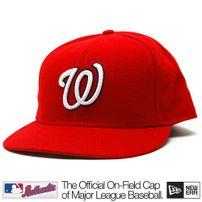 New Era Authentic Washington Nationals GM Cap