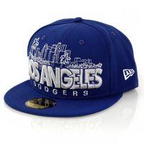 New Era City Serie Word LA Dodgers Team Cap