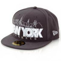 New Era City Serie Word New York Dark Graphity Cap