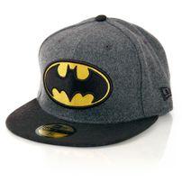 New Era Hero Melton Batman Melton Charcolar
