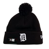 New Era Lightweight Felt Bobble Detroit Tigers