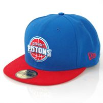 New Era NBA Team Flip Detroit Pistons Cap
