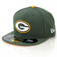 New Era NFL On Field Green Bay Packers Game Cap