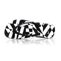 Nike Solarsoft Thong 2 Print Black White Cool Grey 511365-018