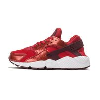 Nike WMNS Air Huarache Run Shoe University Red White 634835-605