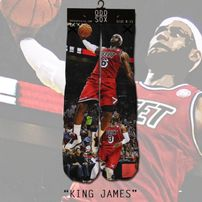 ODD Sox King James Red
