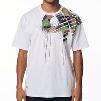 Pelle Pelle Demolition T-shirt White Camo