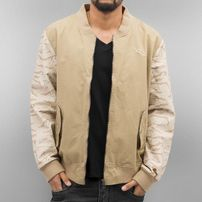 Rocawear / College Jacket Ante in khaki