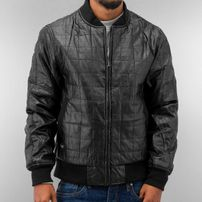 Rocawear / Winter Jacket Roc Quilt in black