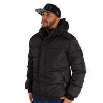 Southpole Outwear Winter Jacket Black 17321-5501-100