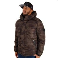 Southpole Outwear Winter Jacket Woodland 17321-5501-950