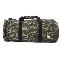 Spiral Camo Jungle Duffel Bags