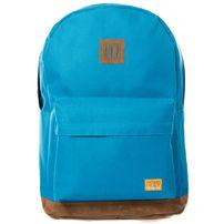 Spiral Classic Backpack bag Teal