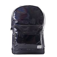 Spiral Black Rave Backpack Bag