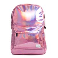 Spiral Pink Rave Backpack Bag