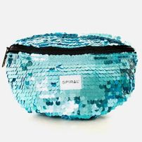 Spiral Ritz Aqua Bum Bag