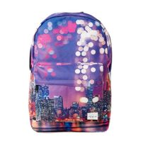 Spiral Skyline Backpack Bag Blue