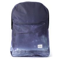 Spiral Space Mountaion Backpack Bag Blue