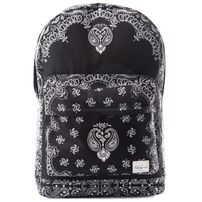 Spiral Tribal Bandana Backpack Bag