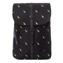 Spiral Tribeca Bird Black Backpack Bag