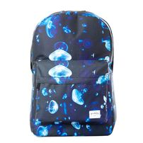 Spiral X Ray Jelly Backpack Bag