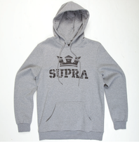 Supra Above Pullover Grey
