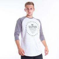 Supra Star Seal White Grey