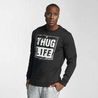 Thug Life Boxlife Sweatshirt Black