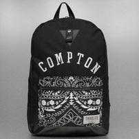 Thug Life Compton Backpack Black