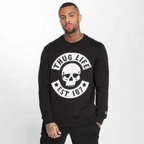 Thug Life / Jumper B.Skull in black