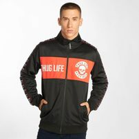 Thug Life / Lightweight Jacket Lux in black