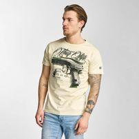 Thug Life No Reason T-Shirt Beige
